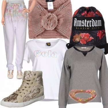 Outfit Look sportivo #20euro