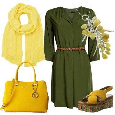 Outfit Mai senza giallo