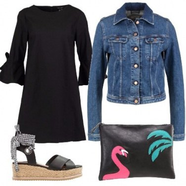 Outfit Look versatile
