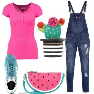 Outfit Potere ai colori