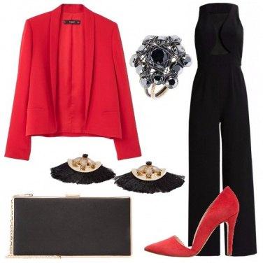 Outfit La tuta elegante