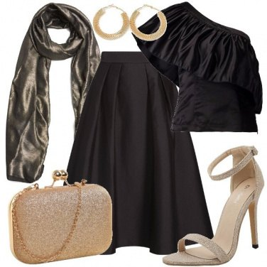 Outfit Eleganza differente
