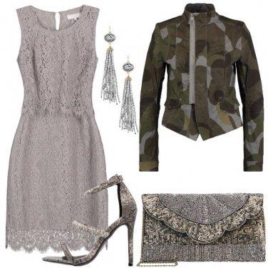 Outfit Un tocco di estro