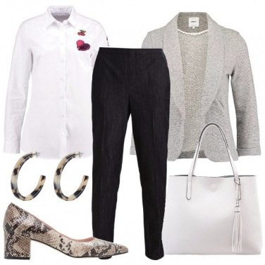 Outfit Giornata seria