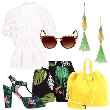 Outfit Sognando i tropici