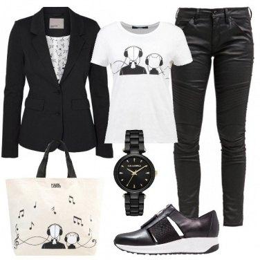 Outfit Griffata tutti i giorni
