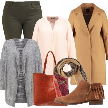 Outfit Curvy fashion