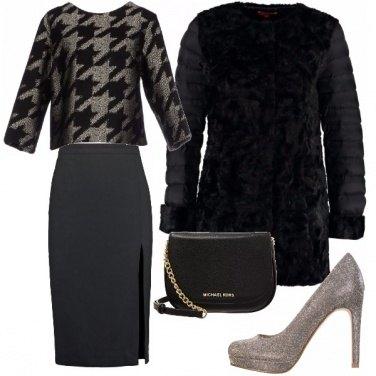 Outfit L\'eleganza della longuette
