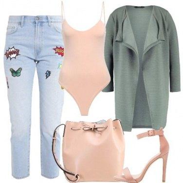 Outfit Semplice e Diretta