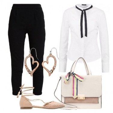 Outfit Sempre con il cuore