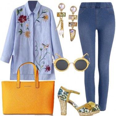 Outfit Bella e solare