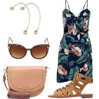 Outfit Il sandalo basso