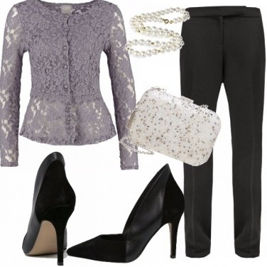 Outfit Classico chic