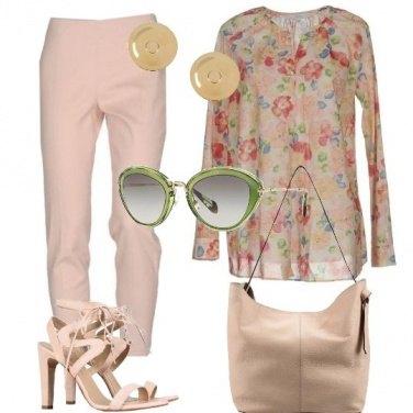 Outfit Occhiali alla moda