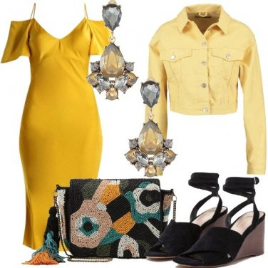 Outfit Spicchi di sole