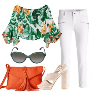 Outfit Sguardi affascinanti