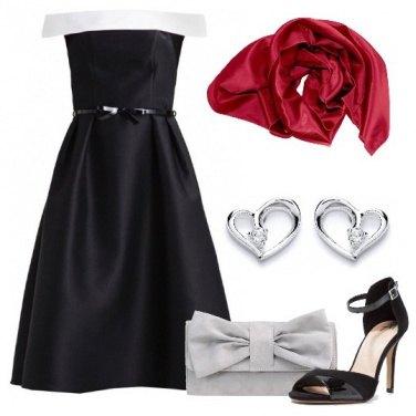 Outfit Un vestito incantevole