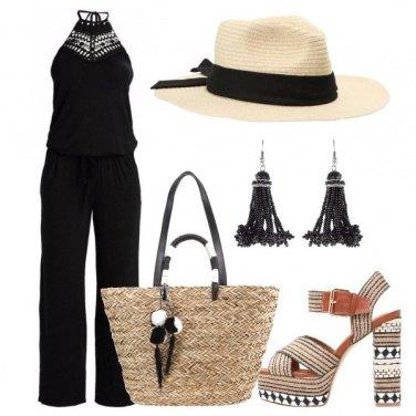 Outfit Passeggiata al porticciolo