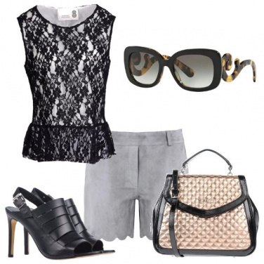 Outfit Gli occhiali griffati