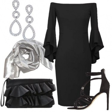 Outfit Sexy in nero