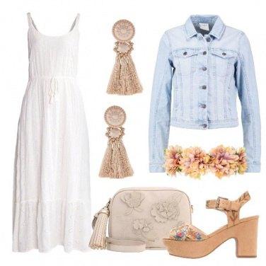 Outfit Voglia di campagna