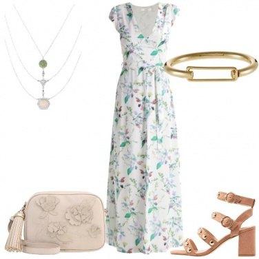Outfit Bellezza floreale