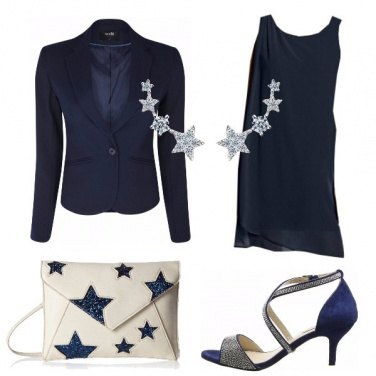 Outfit Notte di stelle