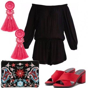 Outfit Aperitivo alla rotonda
