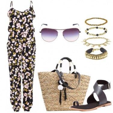 Outfit Comoda semplice e carina
