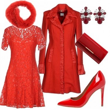 Outfit Only red