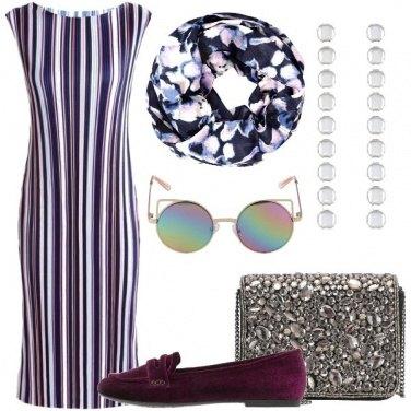 Outfit Multicolore per tutti i giorni