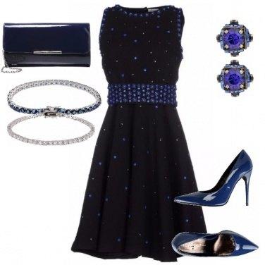 Outfit M\'illumino di blu
