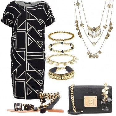 Outfit Geometrie tribali