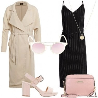 Outfit Aperitivo post lavoro