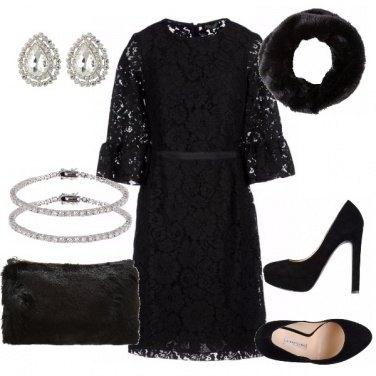 Outfit Raffinatissimo nero