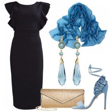 Outfit Eleganti con un tocco sexy
