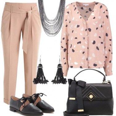 Outfit La camicia leggera