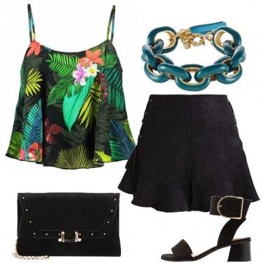 Outfit Il nero e i suoi colori