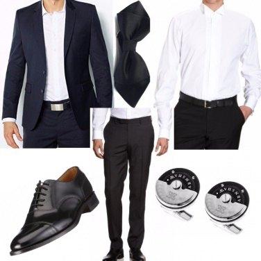 Outfit James Bond: Serata Elegante