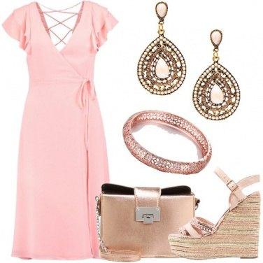 Outfit Il mio abito romantico