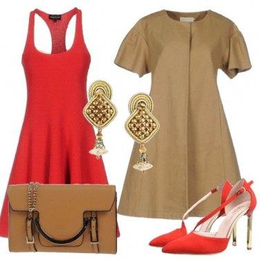 Outfit Un soprabito particolare