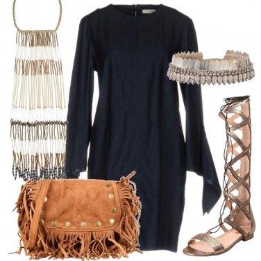 Outfit Un abito in cotone