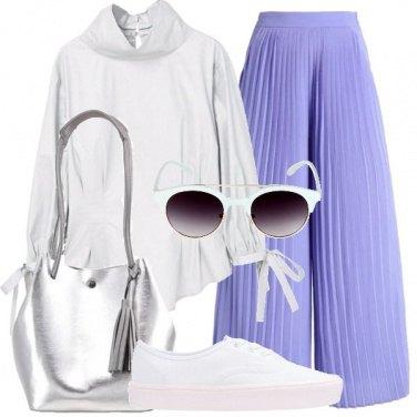 Outfit Degli splendidi pantaloni