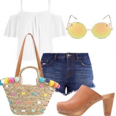 Outfit Sognando i Caraibi