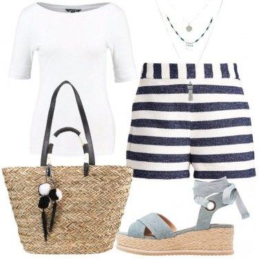 Outfit Sono pronta per il mare
