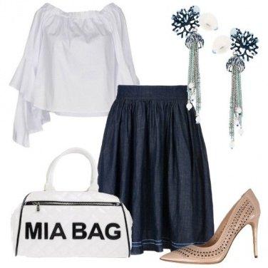 Outfit Pronta in cinque minuti