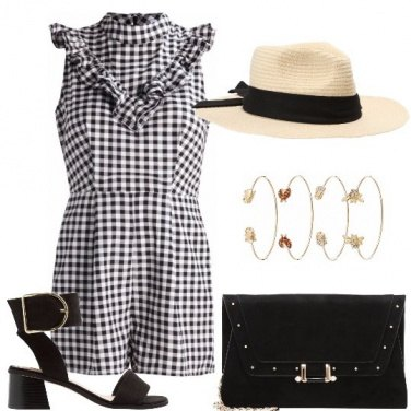Outfit Al mare chic