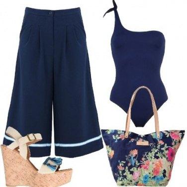 Outfit L\'aperitivo dopo il mare