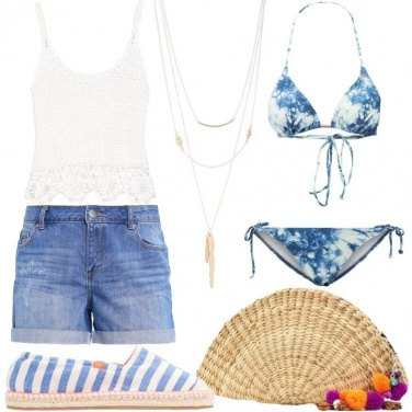 Outfit Aperitivo fronte mare