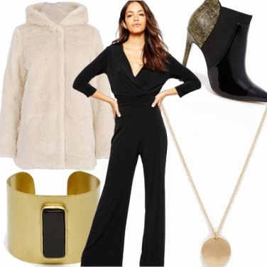 Outfit Goldfinger